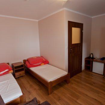 Pokój Standard z dwoma łóżkami pojedynczymi