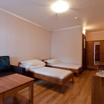 Pokój z dwoma łóżkami pojedynczymi