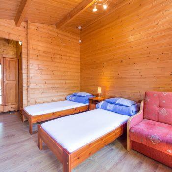 Pokój z łóżkami pojedynczymi