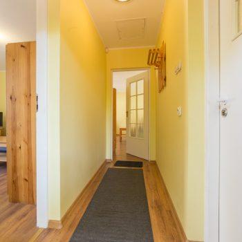 Wspólny korytarz pokoi nr 22A i 22B