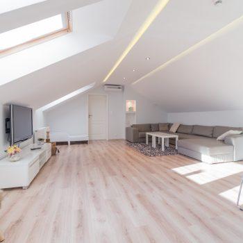 Apartament AP-01 - Salon